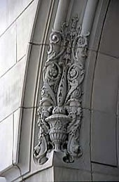 Town Hall 2003 Arch Detail