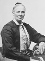 Margaret Prudentia (Herrick) Chatfield, Edward's mother 1818-1887