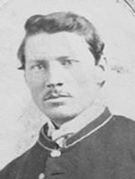 Private Edward L. Chatfield 1863