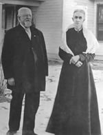 Edward and Anna Chatfield 1913