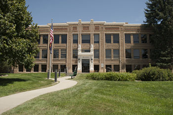 Littleton School District Admin Building 2015