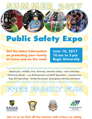 2017 Safety Expo flyer