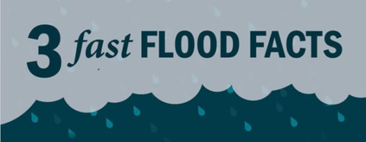 3 fast flood facts