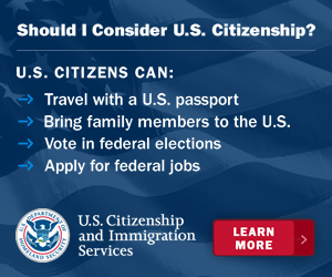 Should I consider US citizenship?