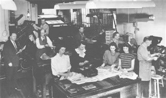 Littleton Independent Staff 1948