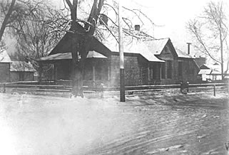 Sanford Home late 1800s