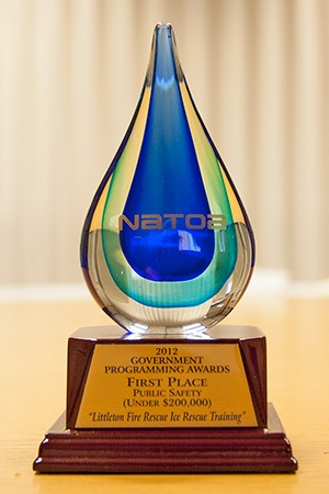 2012 NATOA 1st Place Award