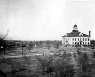 Arapahoe County Courthouse 1909