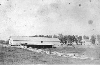 Magnes - Farm mid to late 1800s