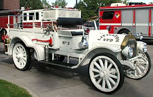 1914 Fire Engine