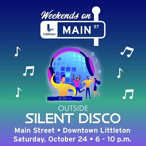 Weekends on Main Silent Disco